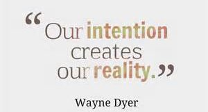 Setting intention during leadership transitions